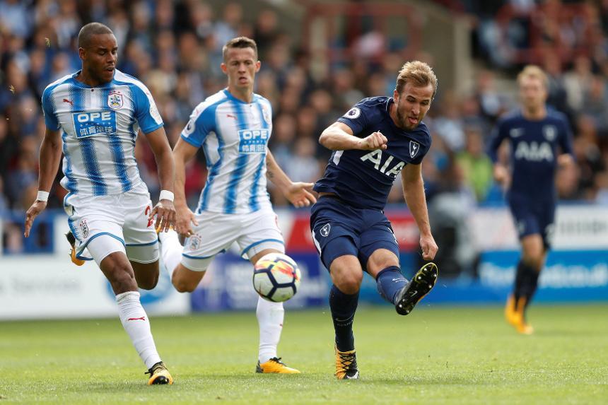 Huddersfield Town v Tottenham Hotspur