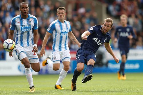 Huddersfield Town 0-4 Tottenham Hotspur