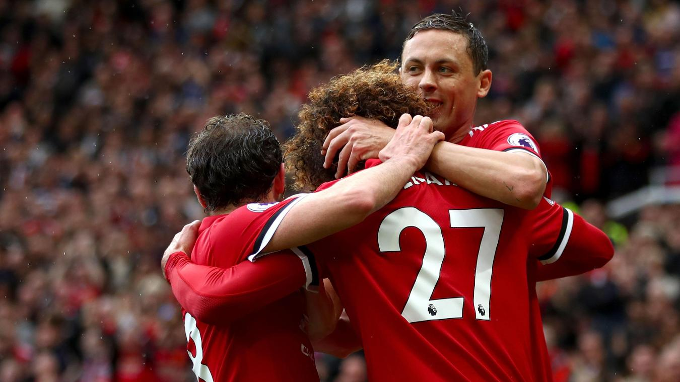 Manchester United 4-0 Crystal Palace Highlights