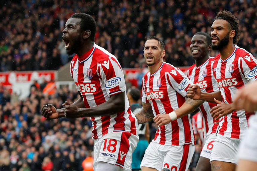 Premier League - Stoke City vs Southampton