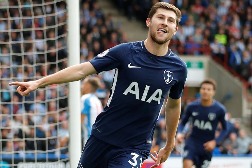 Huddersfield Town vs Tottenham Hotspur - Ben Davies