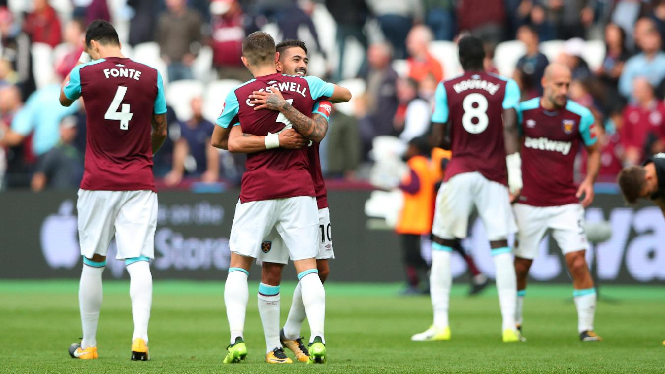 West Ham United 1-0 Swansea City