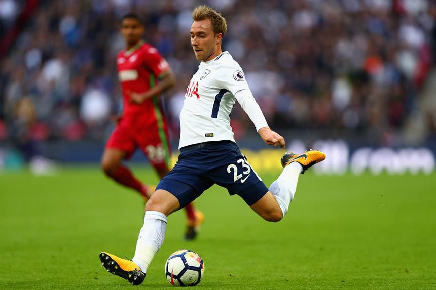 Christian Eriksen, Tottenham Hotspur