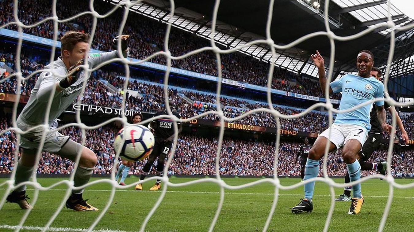 Man City v Stoke City, 14 October