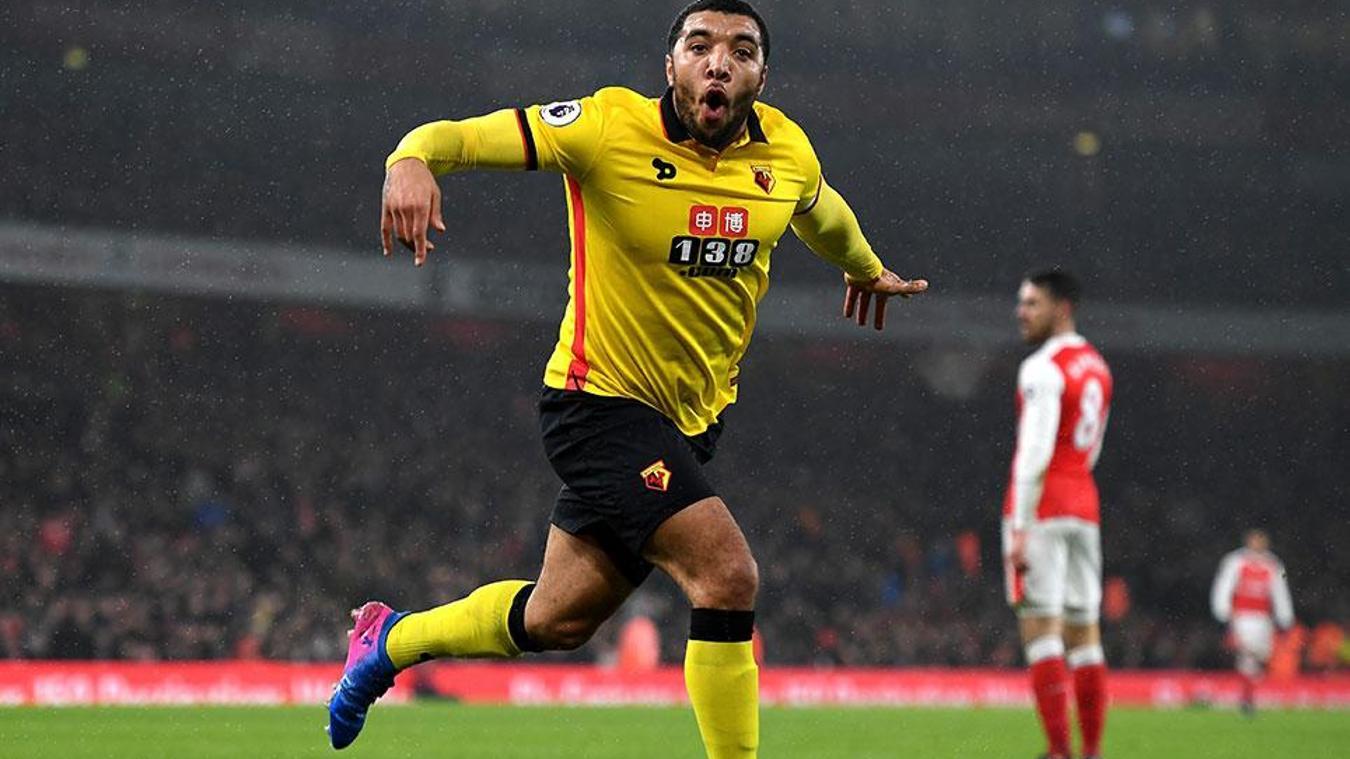 Watford v Arsenal, 14 October