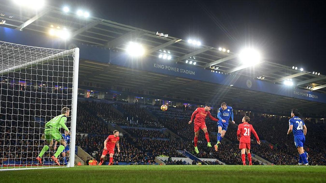 Leicester v West Brom, 16 October