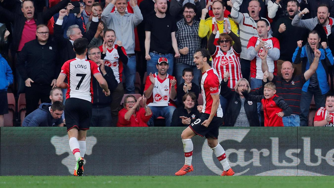 Southampton vs Newcastle United Highlights