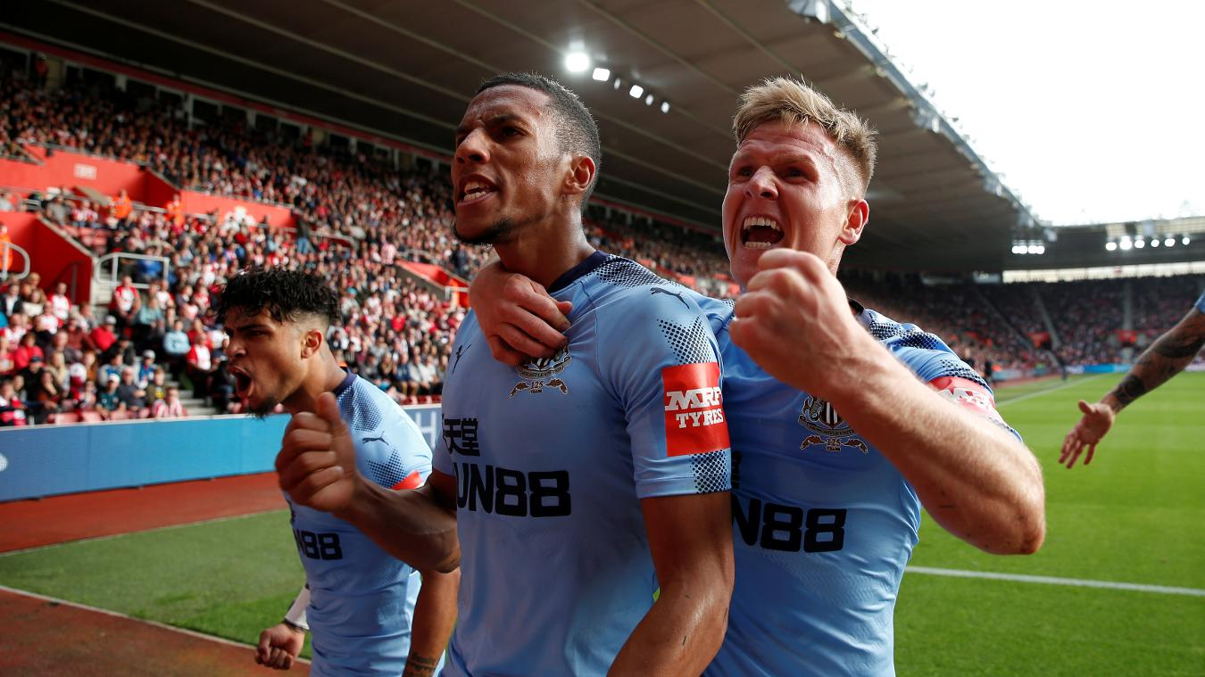 Southampton 2-2 Newcastle Untied Highlights