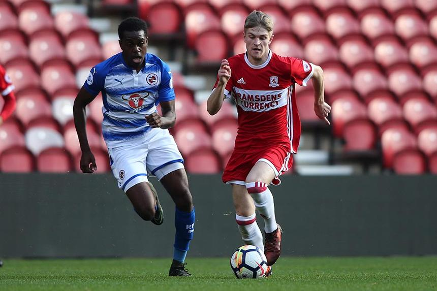 Middlesbrough 3-4 Reading, PL2
