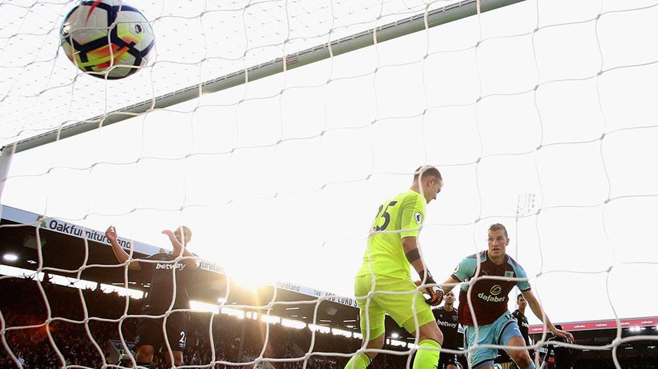 Man City v Burnley, 21 October