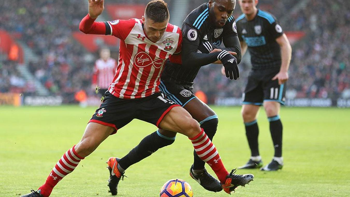 Southampton v West Brom, 21 October
