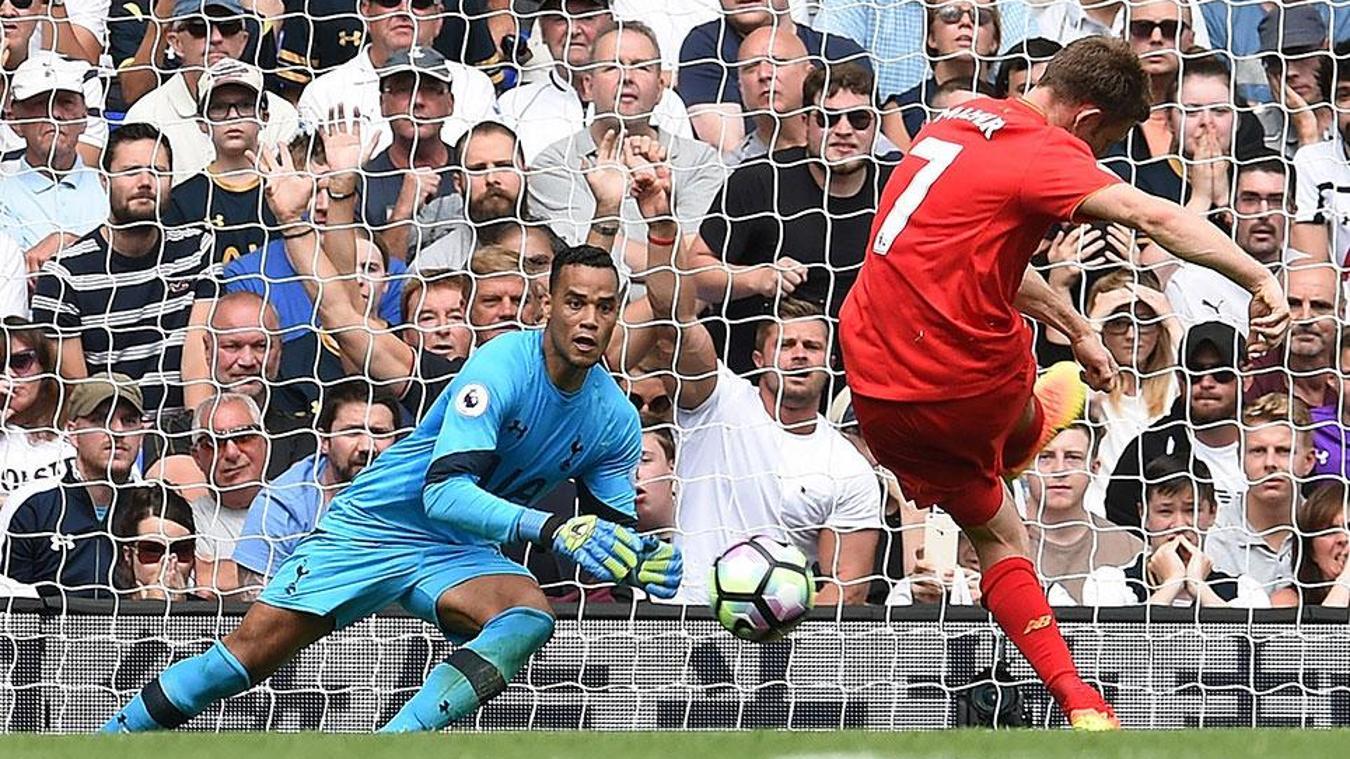 Spurs v Liverpool, 22 October