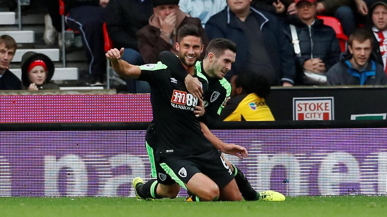 Stoke City 1-2 AFC Bournemouth