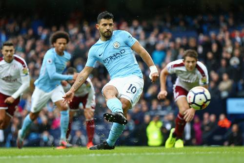 Manchester City V Burnley