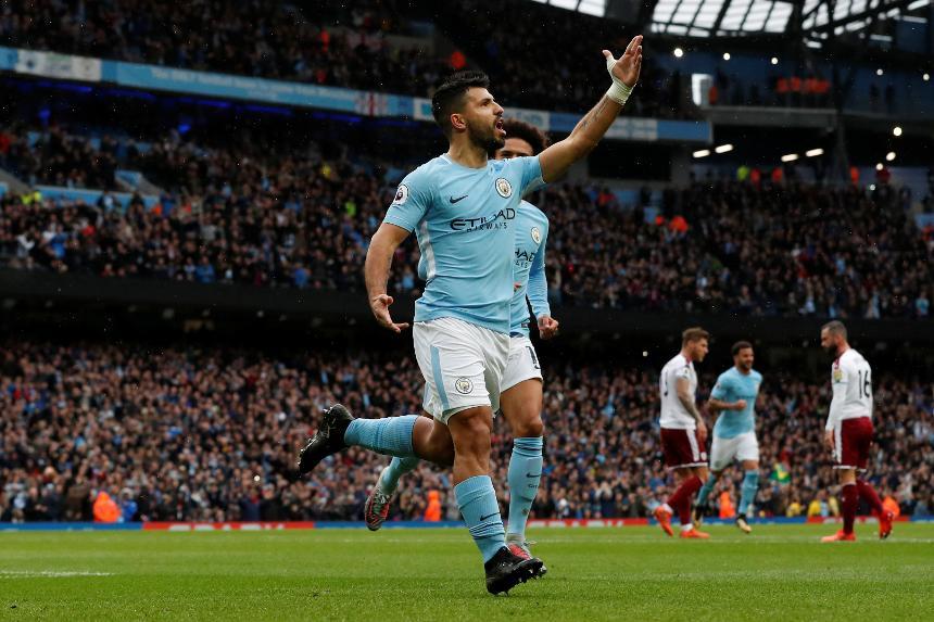 Manchester City v Burnley