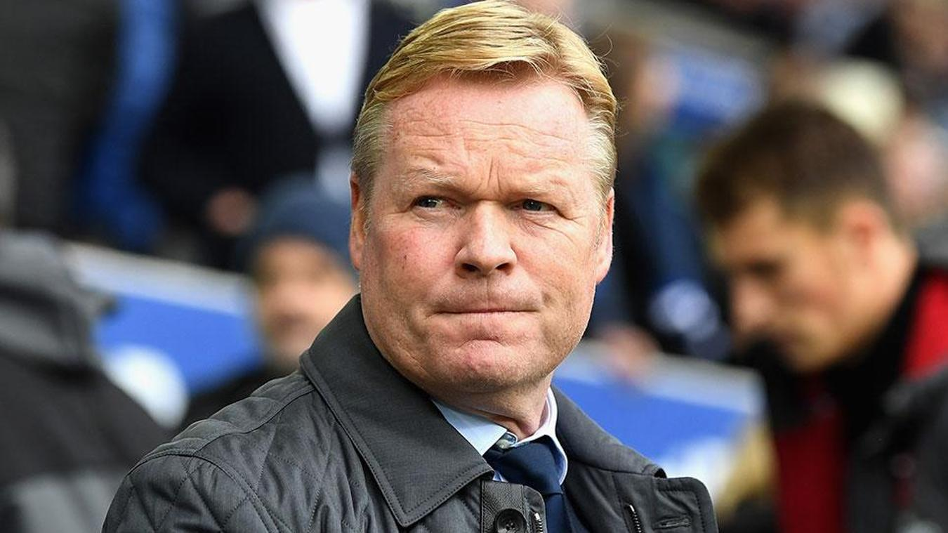 Ronald Koeman, Everton