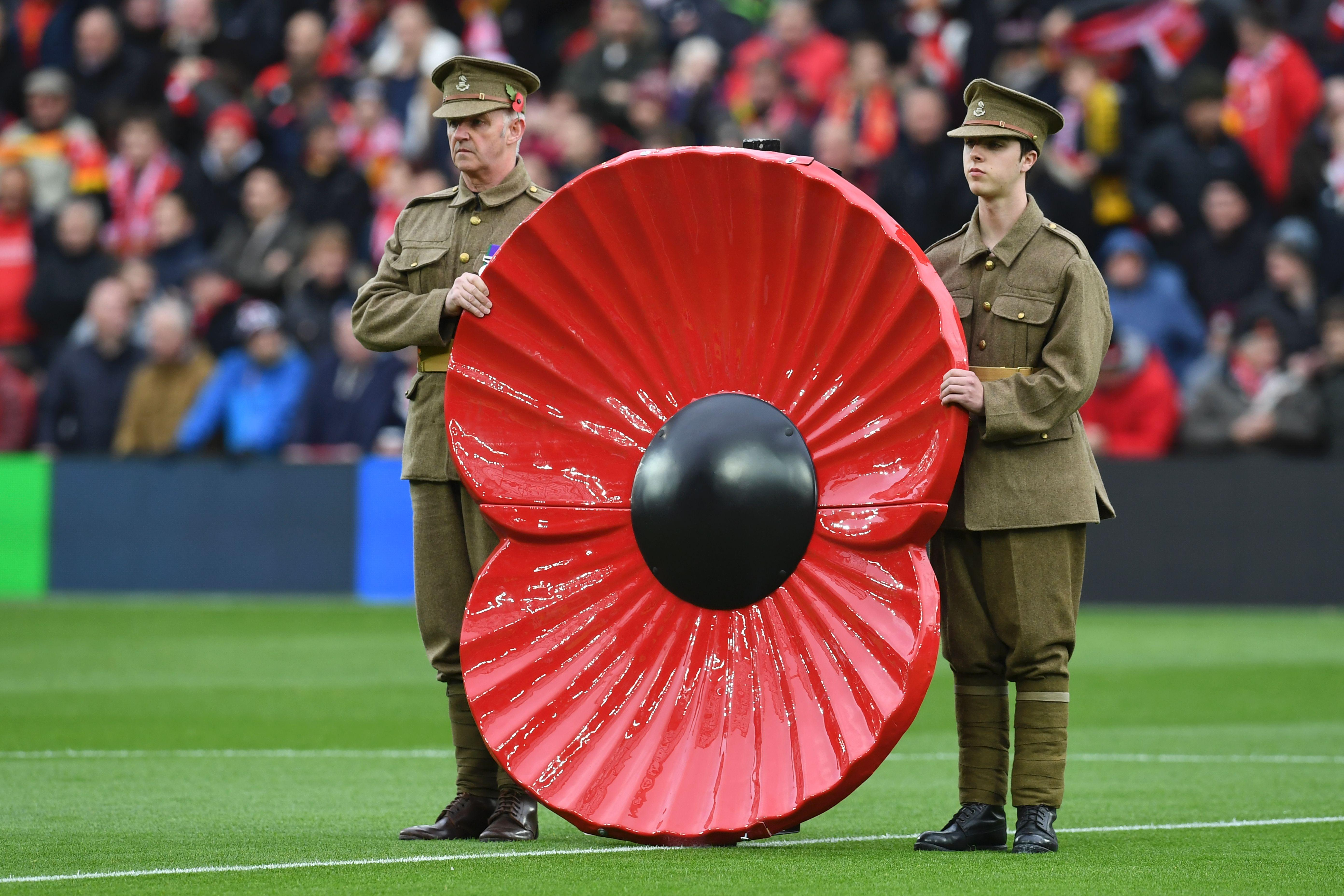 dc871e0d164 Clubs to pay tribute as football remembers