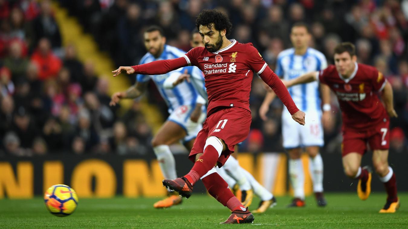 Liverpool 3-0 Huddersfield Town