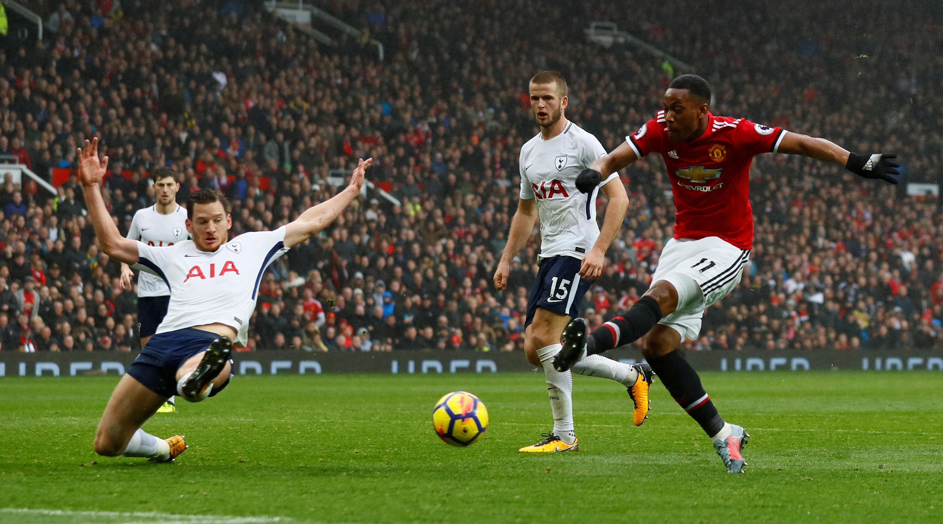 Anthony Martial Profile News & Stats
