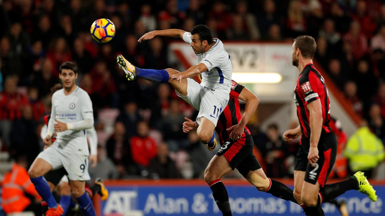 AFC Bournemouth 0-1 Chelsea