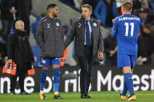 Leicester City v Everton