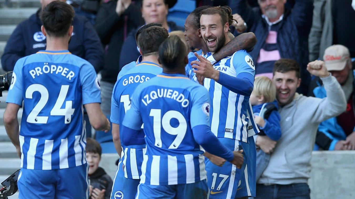 Video: Brighton & Hove Albion vs Southampton Highlights & Goals