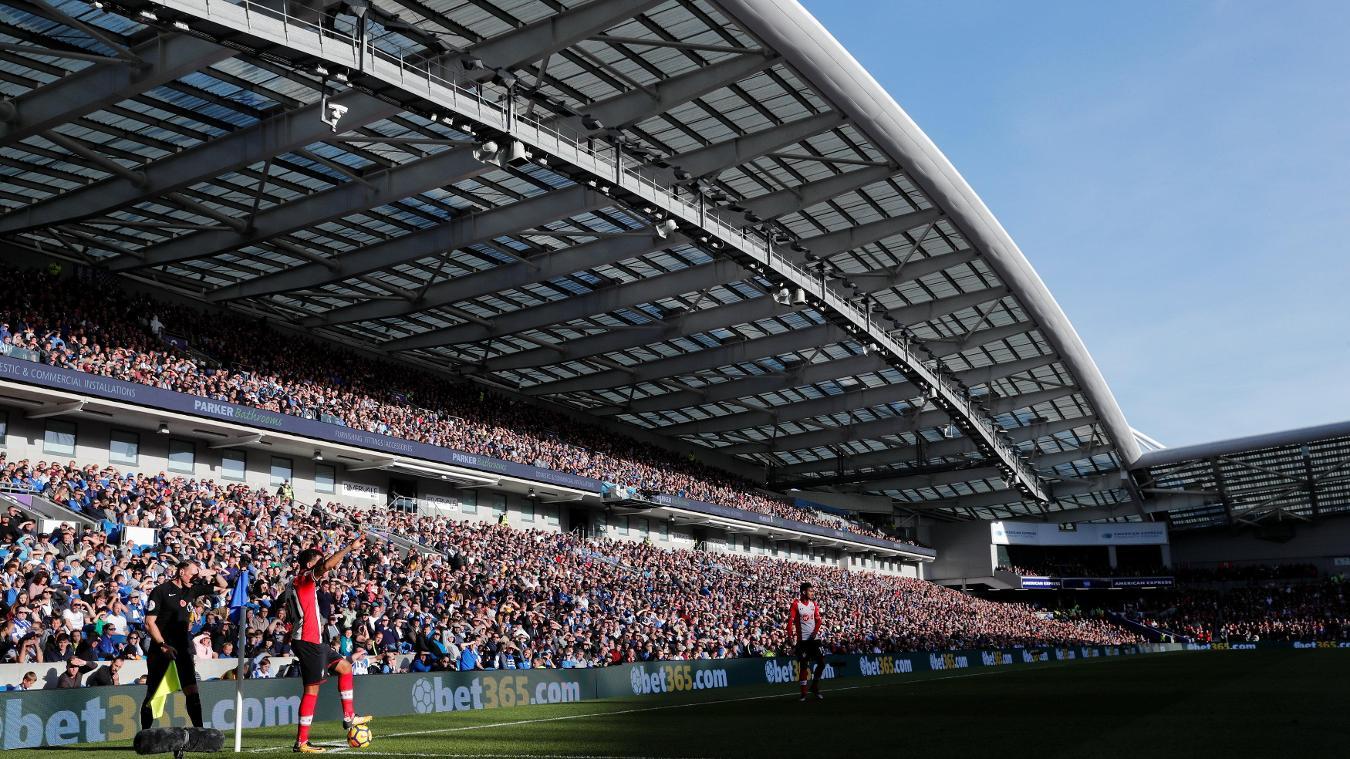 Brighton 1-1 Southampton