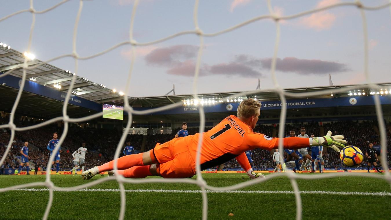 Leicester City 2-0 Everton