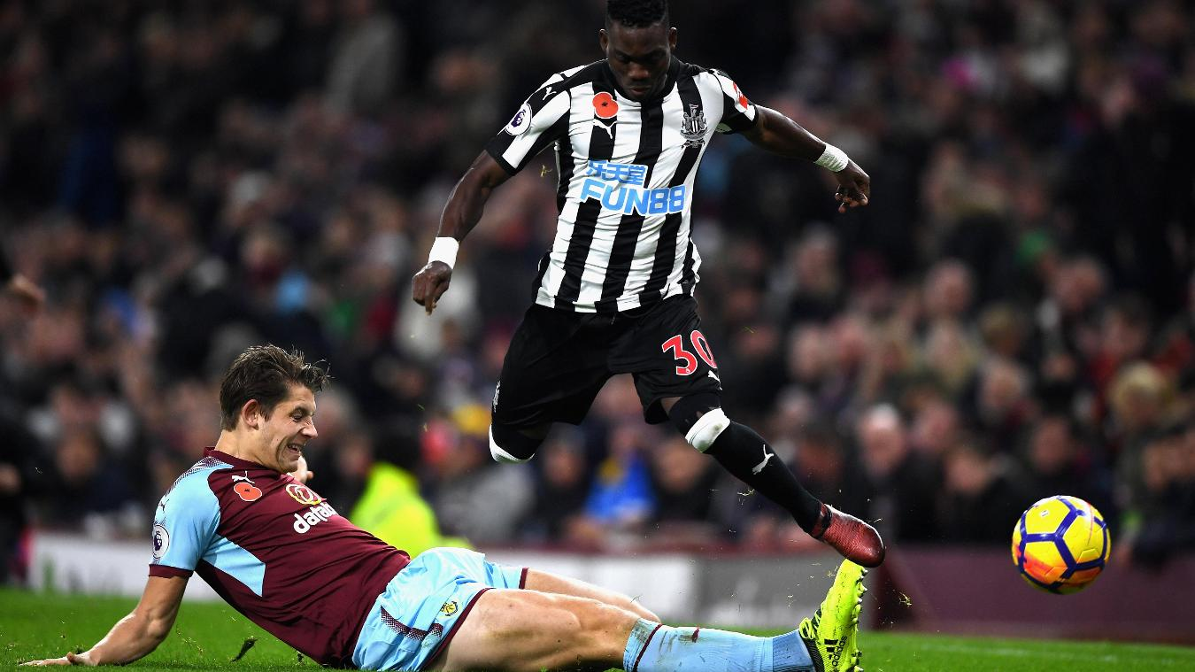 Burnley 1-0 Newcastle United