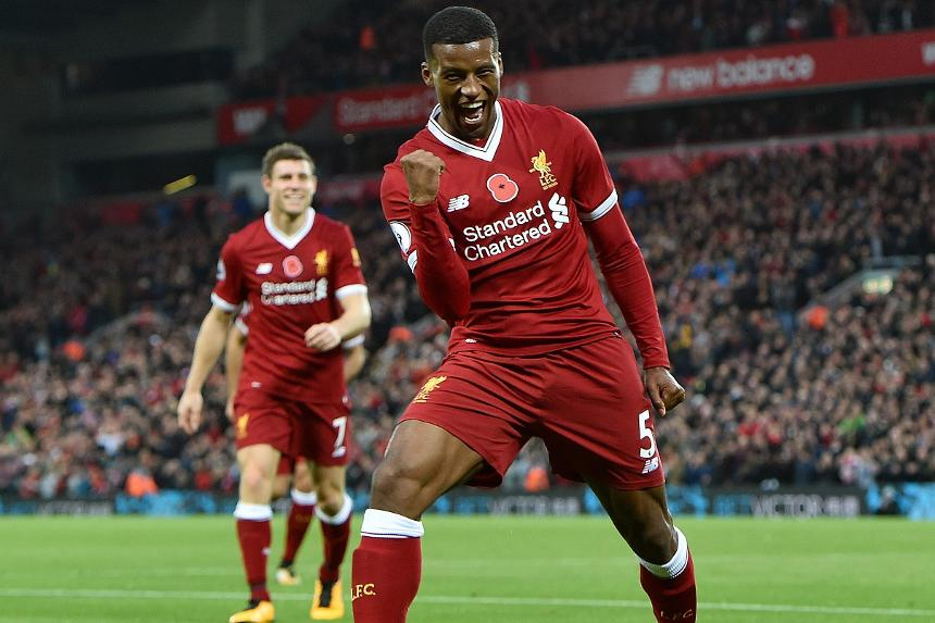 Image result for wijnaldum