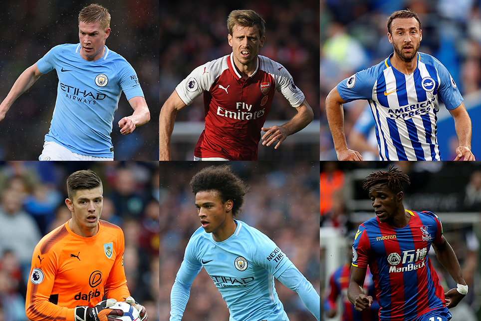 EA SPORTS Player of the Month shortlist for October