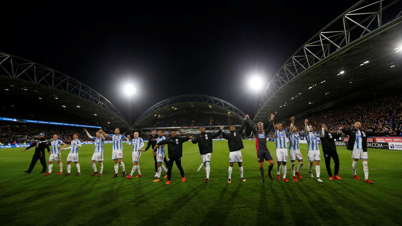 Huddersfield Town 1-0 West Bromwich Albion
