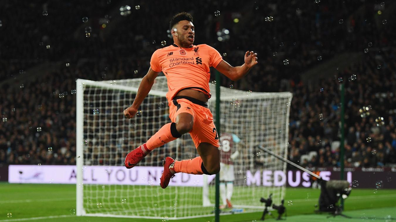 West Ham United 1-4 Liverpool