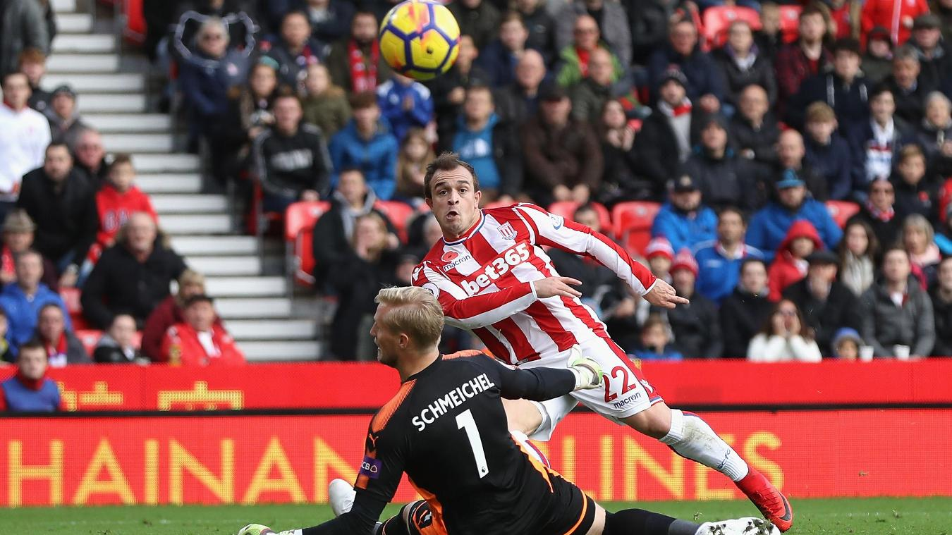 Stoke City 2-2 Leicester City