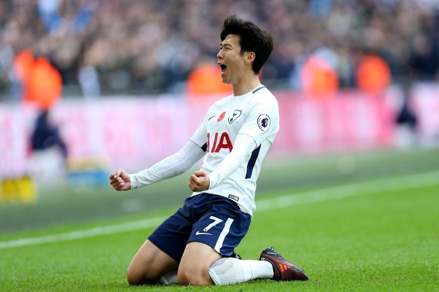 Son  Heung-min, Tottenham Hotspur