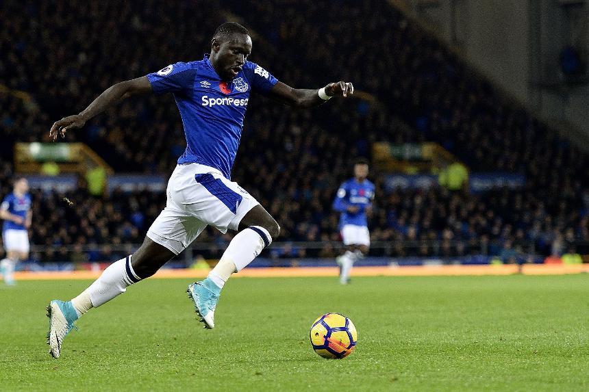 Oumar Niasse, Everton