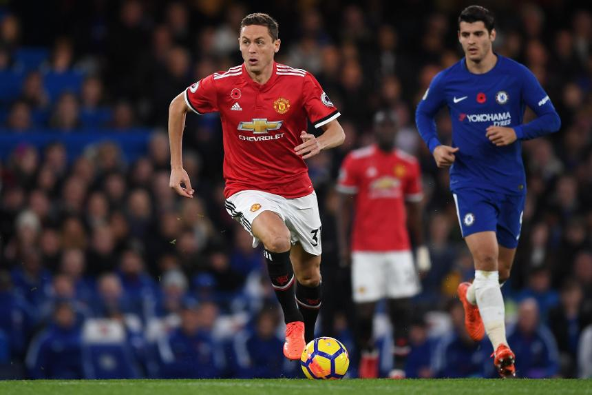 Nemanja Matic, Man Utd