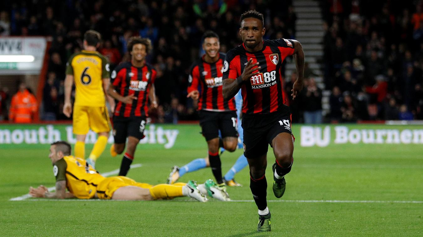 AFC Bournemouth v Huddersfield Town, 18 November