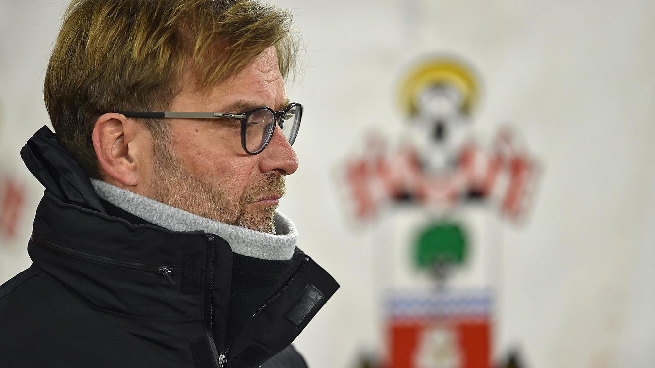 Liverpool v Southampton, 18 November