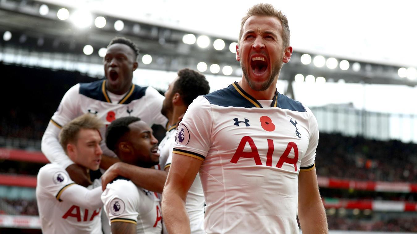 Arsenal v Spurs, 18 November