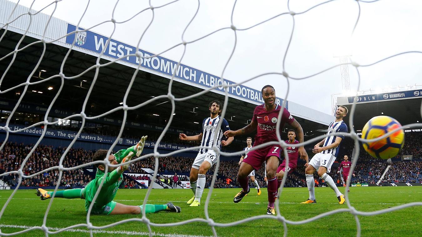 Leicester City v Man City, 18 November