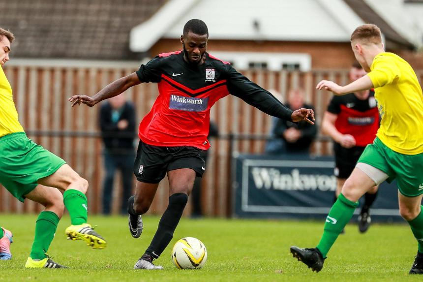 Hadley FC, Football Stadia Improvement Fund