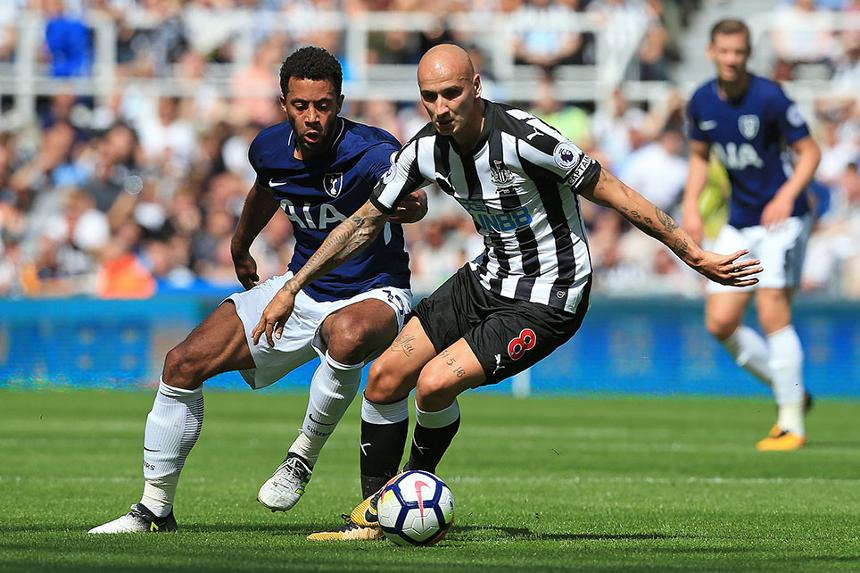 Magpies could beat Man United, says Shelvey