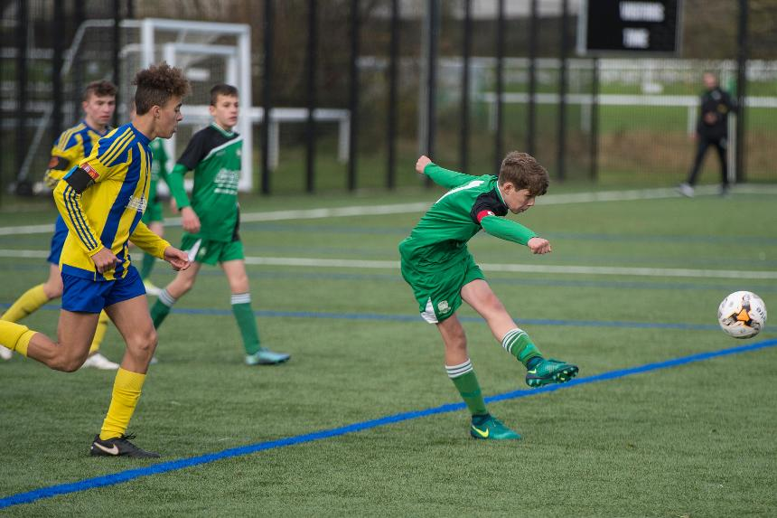 Facilities Fund pitch allowing Leatherhead Youth to grow
