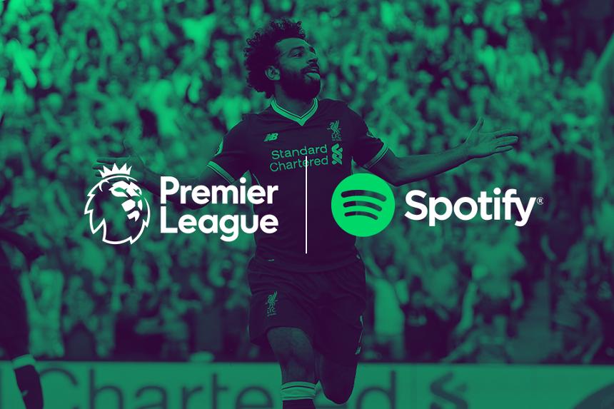 Spotify Mohamed Salah