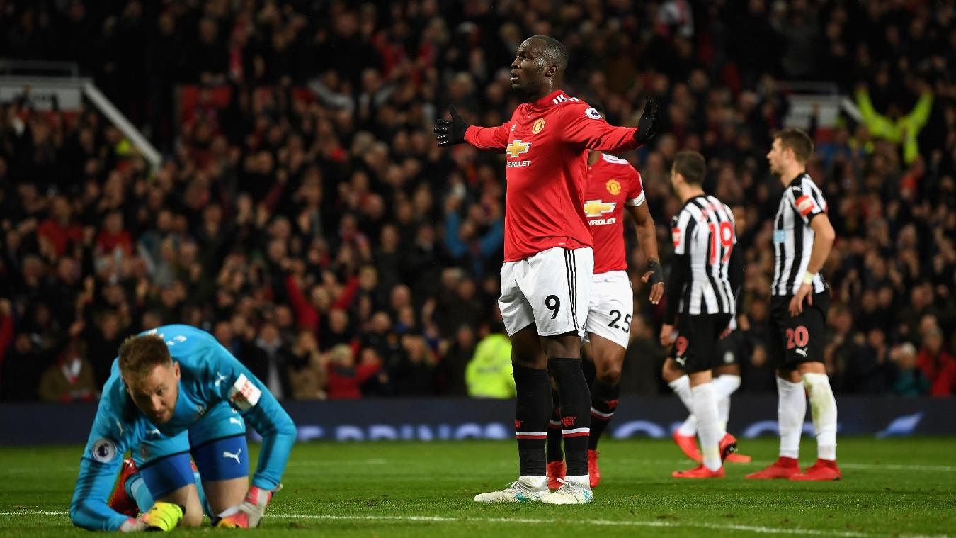 Manchester United 4-1 Newcastle United Highlgiths