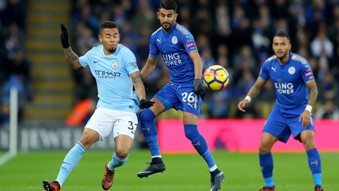 Leicester City vs Mancehster City Highlights