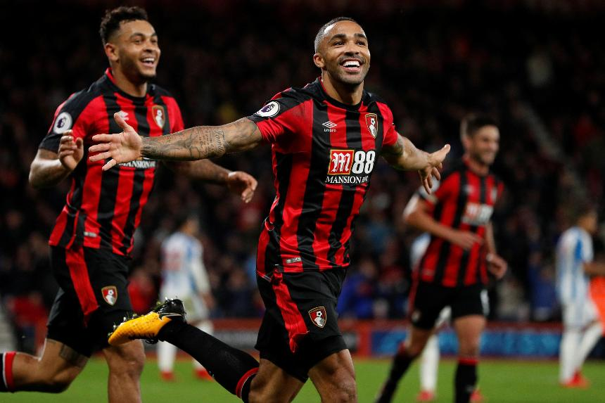 AFC Bournemouth 4-0 Huddersfield Town