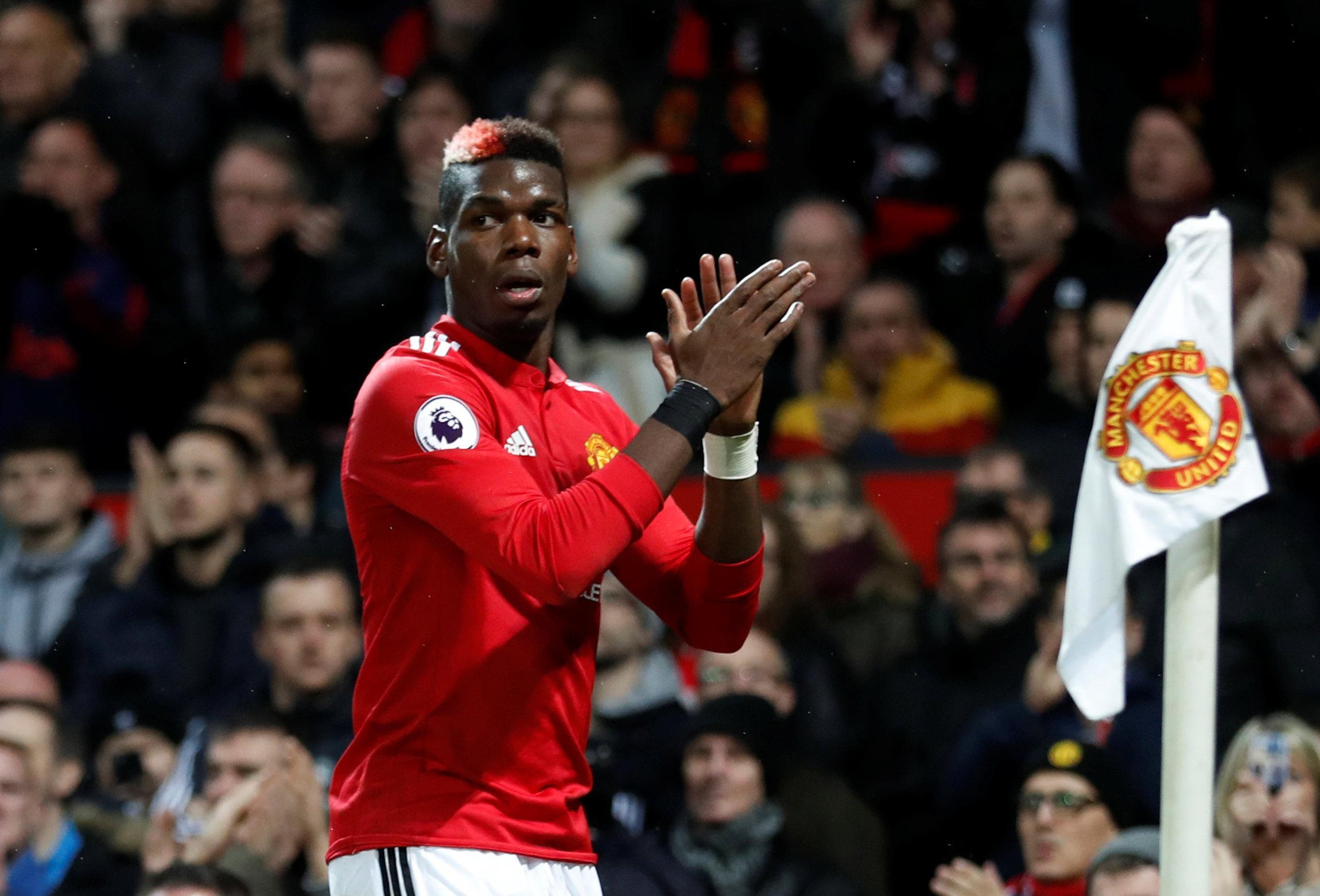 Paul Pogba Profile News & Stats