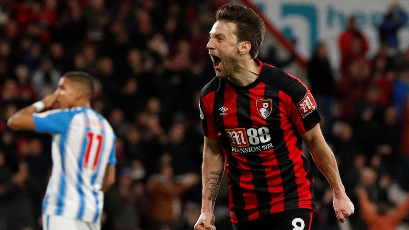 AFC Bournemouth 4-0 Huddersfield Town Highlights